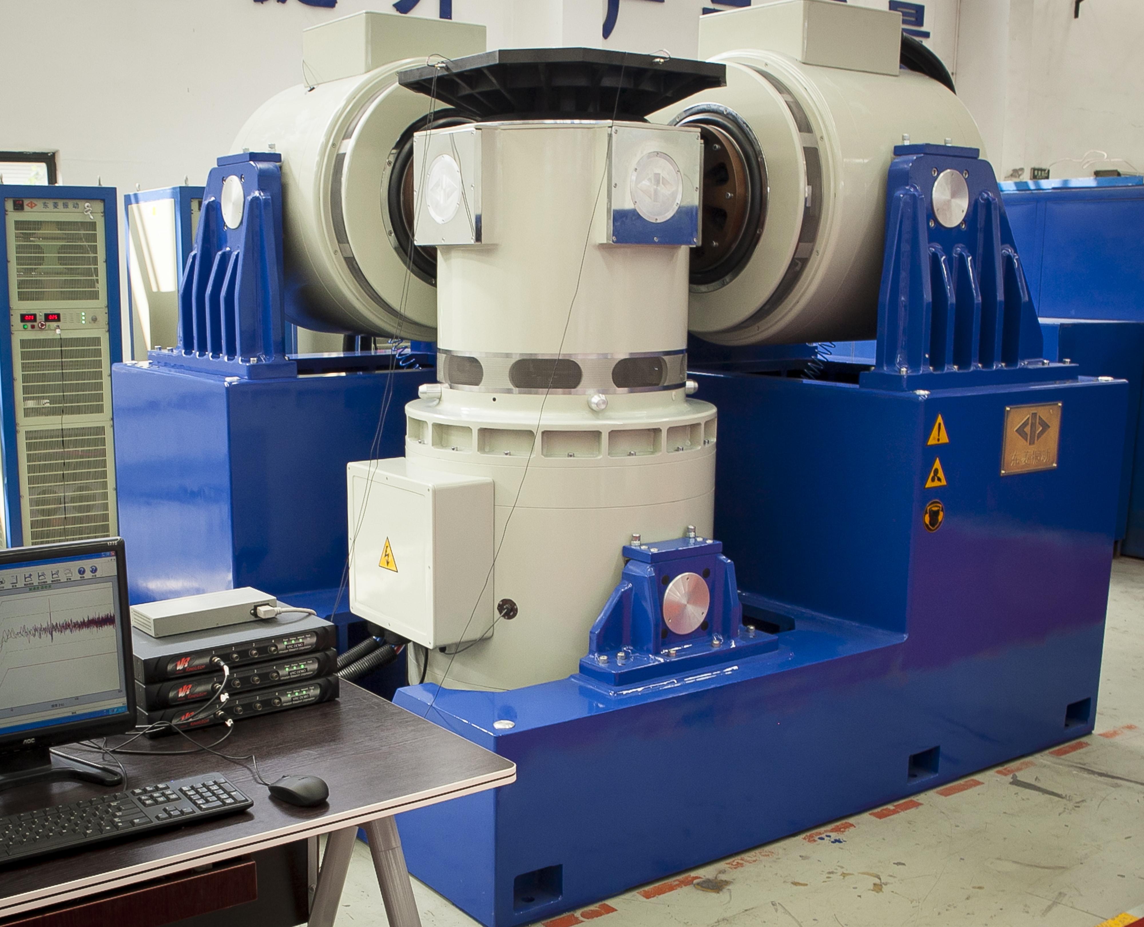 Multi-Shaker Control